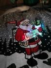 świecący świąteczny sweter z mikołajem migające LEDY (8)